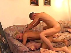 Twink gains asshole gapped and pushed