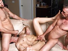 Dean Monroe gets the full treatment from Joe & CJ Parker