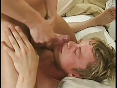 Sexual examination leads to homo Male+Male+Female in 7 clip