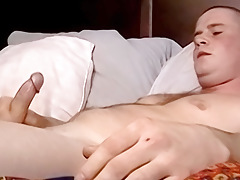 A Thick Str8 Sperm Load - Keith