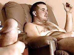 Straight Boys Cock Engulfing Threeway - T Bone And Blaze