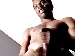 Fit Uncircumcised Black Boy Strokes - Baby