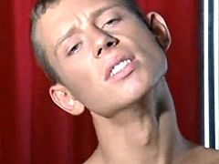 Spoiled man-lovers full around oral stimulation show in kinky sex theatre