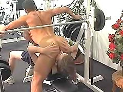 Horny youthful homosexuals greedily blow major rods