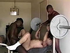 Black gay swells for vast cock
