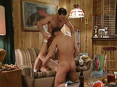 Dad and boi get from ache gay guy
